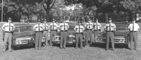 1960's Police Force