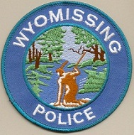 Wyo Police Patch