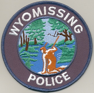Wyomissing Police Patch