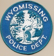 Early Police Patch