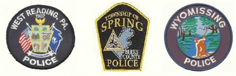 Spring Township Police Patch